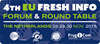 Save the Date: EU Fresh Info Forum